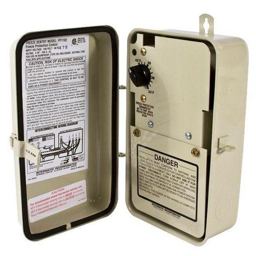 Intermatic  Freeze Protector 240V
