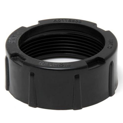 Zodiac - 2in. Union Nut, Black