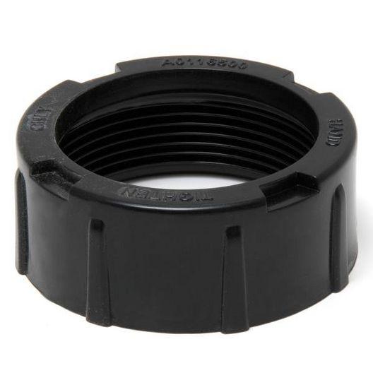 Zodiac - 2in. Union Nut, Black - 624375