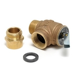 75 PSI Pressure Relief Valve Kit, Polymer for Legacy