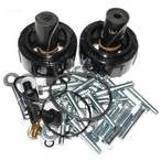 Zodiac - Hardware Kit and Gaskets, Heat Exchanger - 624509