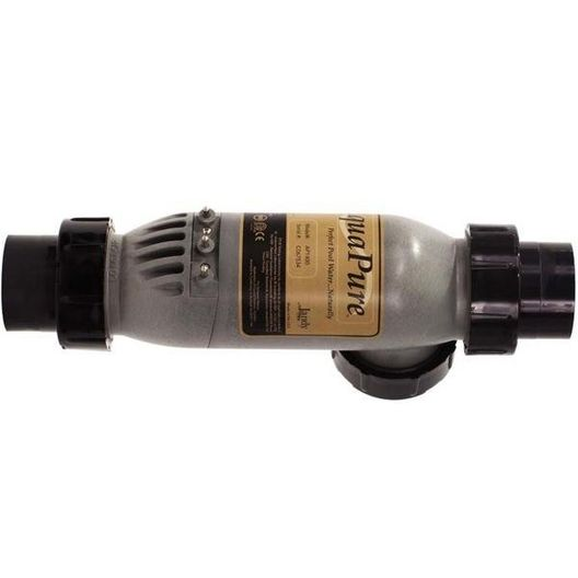 Jandy - AquaPure 1400 Cell 3-Port with 2' PVC LX Unions Replacement Cell - 624640