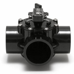 "NeverLube 4717 Three Port Valve 2"" -- 2-1/2"" Positive Seal"