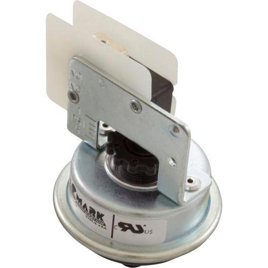 Pressure Switch, SPST, 1 Amp, Pilot