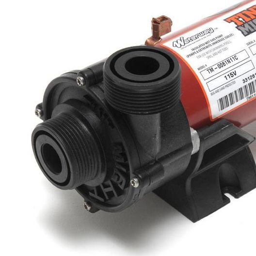 Waterway  Tiny Might 1/16HP Spa Pump 1in Union x 1in Union 115V