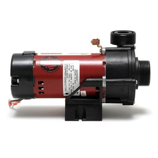Waterway - Tiny Might 1/16HP Spa Pump, 1in. Union x 1in. Union, 115V - 625199