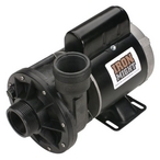 Waterway - 3410030-1E Iron Might 1/15HP Single-Speed Circulating Spa Pump 48-Frame 115V - 625208