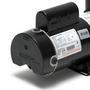 Hi-Flo Side Discharge 1HP Dual-Speed Spa Pump, 115V