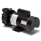 Hi-Flo Side Discharge 1-1/2HP Dual-Speed Spa Pump, 115V