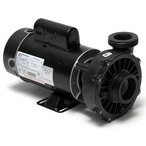 Hi-Flo Side Discharge 4HP Dual-Speed Spa Pump, 230V