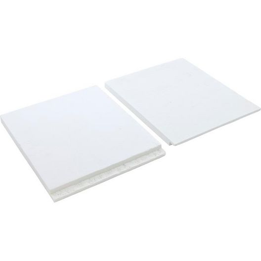 Raypak - Refractory Common, Left and Right, Both Sides - 625537
