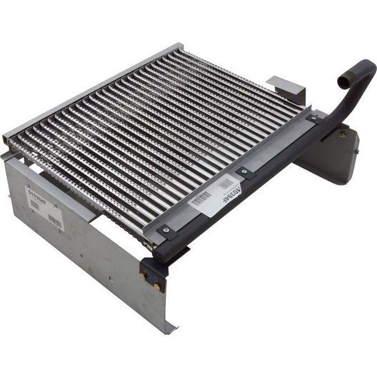Raypak  Burner Tray with Burners R406A