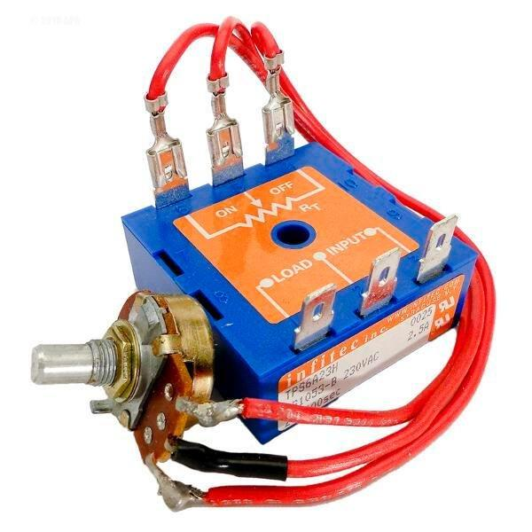 Paradise Solid State Timer 240v Rc25