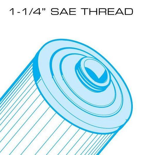 Unicel  20 sq ft Saratoga Spas Replacement Filter Cartridge
