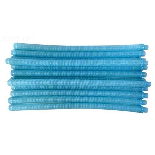 Pentair - Hose Kit, 12 Hoses Per Kit, 40in. Light Blue