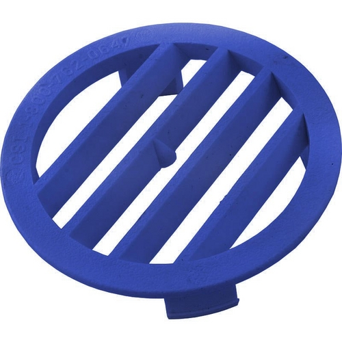 Jandy - Leaf-B-Gone Concrete Wall Fitting Grate, Blue