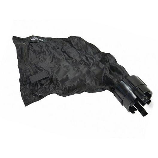 Polaris  360/380 Pool Cleaner Zippered All-Purpose Bag Black