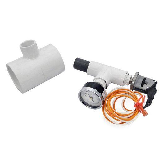 Jandy  UltraFlex/UltraFlex2 Pressure Switch and Gauge Assembly