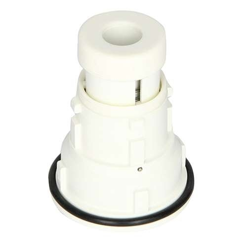 Jandy - RetroClean Replacement for QuickClean Flow Plus Nozzle for Units with Outside Collar Fitting, White