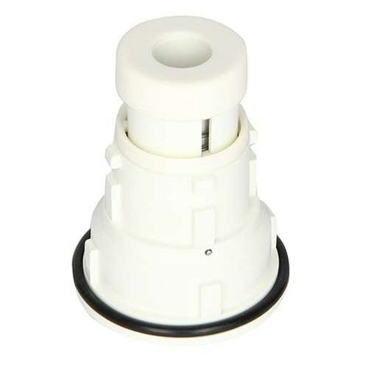 Jandy  RetroClean Replacement for QuickClean Flow Plus Nozzle for Units with Outside Collar Fitting White