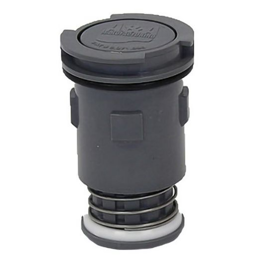 Jandy  RetroClean Replacement for TurboClean High Flow (One Head on Bank) Jet Black