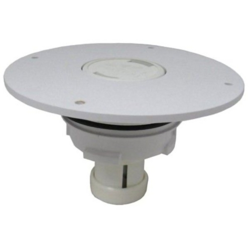 Jandy - RetroClean Replacement for TurboClean High Flow (One Head on Bank), Pure White