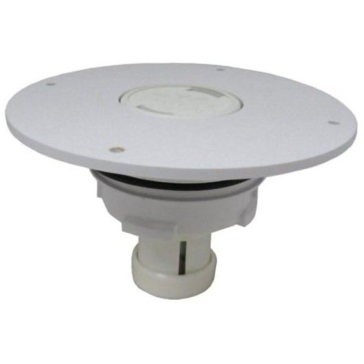 Jandy  RetroClean Replacement for TurboClean High Flow (One Head on Bank) Pure White