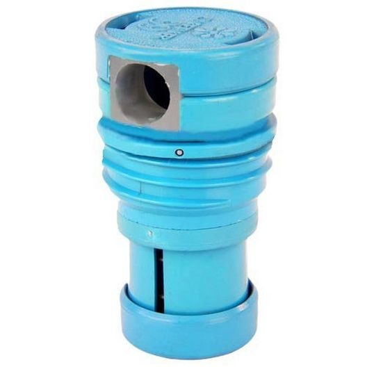 Jandy  Caretaker Pop Up High Flow Threaded Replacement Cleaning Head Tile Blue