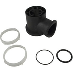 Jandy - UltraFlex2 O-Ring Kit with Molded Tee (UltraFlex2) - 626219