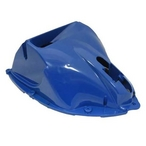 Bottom Housing with Retainers - Blue