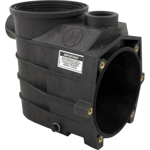 Hayward - Pump Housing Strainer, 1-1/2in. with Drain Plugs