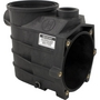 Pump Housing Strainer, 1-1/2in. with Drain Plugs