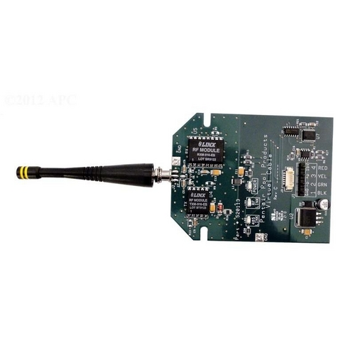 Pentair - PCB, Mobiletouch Transceiver with Antenna