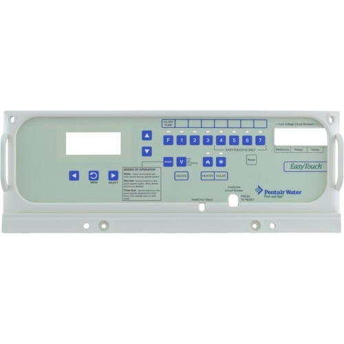 Pentair - Control Panel Rplcmnt, Outdoor Easytouch