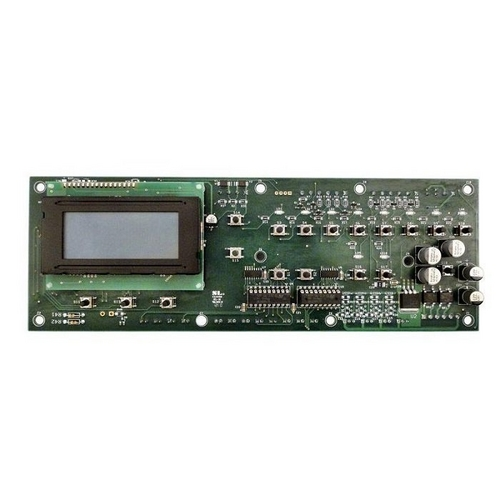 Pentair - 520657 EasyTouch UOC Motherboard 8 Function for Pool & Spa Combo Systems