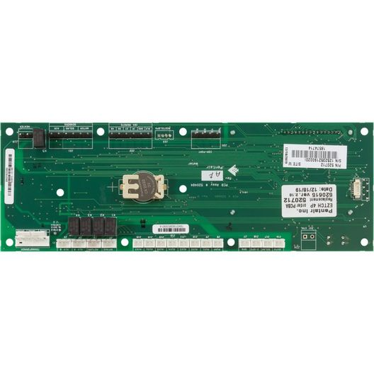 Pentair - Uoc Motherboard 4Aux Sngl Replacement Easytouch - 626569