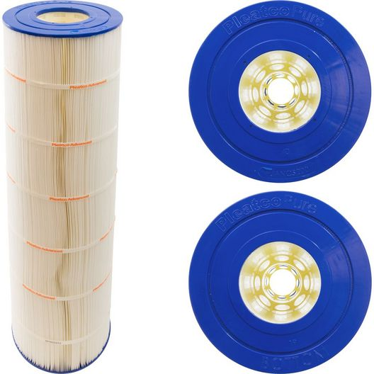 Jandy - Pleatco PJANCS200 Replacement Cartridge Filter for Jandy CS200 - 200 Sq Ft - 626743
