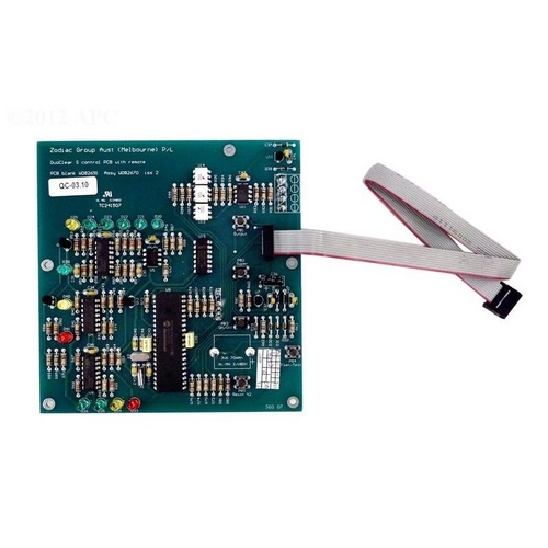 Zodiac - Duoclear S Control PCB Assembly