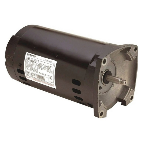 Century A.O. Smith - Centurion 56Y Square Flange 1/2 HP Three Phase Pool and Spa Motor