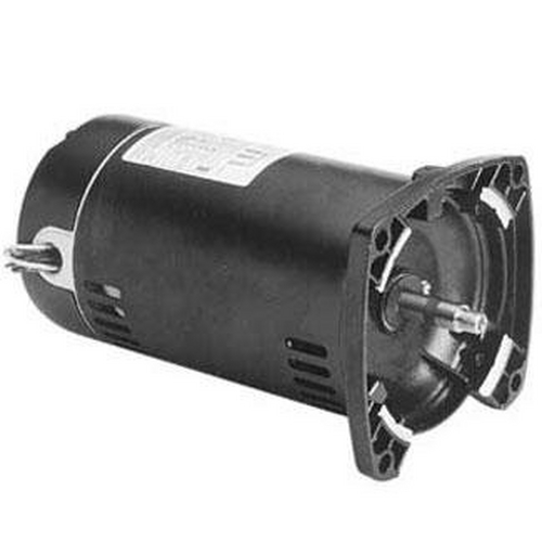 Century A.O. Smith - 48Y Square Flange 1/2HP Single Speed 3-Phase Pool and Spa Pump Motor