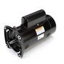 QC1102 Square Flange 1HP Full Rated 48Y Pump Motor, 115/208-230V