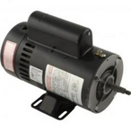 56Z Thru-Bolt 2.5-0.25 HP Dual Speed Sta-Rite Direct Replacement Spa Motor, 10.7/3.0A 230V