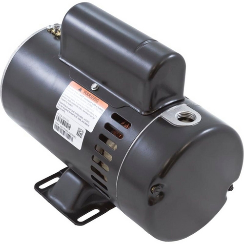 Century A.O. Smith - 56Z Thru-Bolt 3.0-0.38 HP Dual Speed Sta-Rite Direct Replacement Spa Motor, 12.0/3.7A 230V