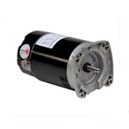 Emerson 56Y Square Flange 3-Phase 3HP Full-Rated Pool and Spa Motor