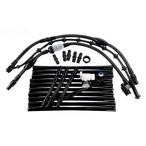 Hayward - Black rigid hose, complete - 628182