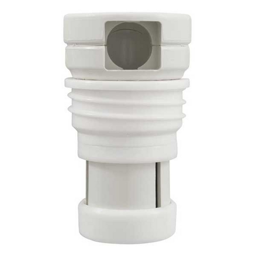 Jandy - Caretaker Pop Up Threaded Replacement Cleaning Head, White