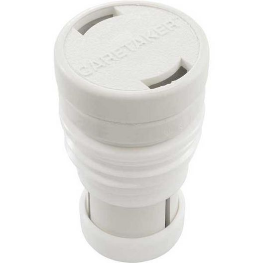 Jandy  Caretaker Pop Up Threaded Replacement Cleaning Head White