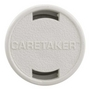 Caretaker Pop Up Threaded Replacement Cleaning Head, White