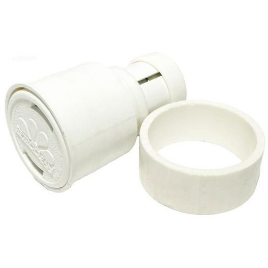 Jandy  RetroClean Replacement for PoolValet Standard Floor Nozzle Pure White