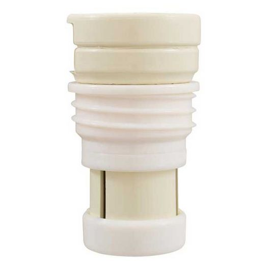 Jandy  Caretaker Pop Up Threaded Replacement Cleaning Head Cream